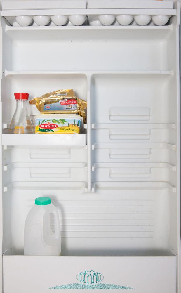 Фото №54 - Что лежит в холодильнике у жителей разных стран: 54 любознательных фото