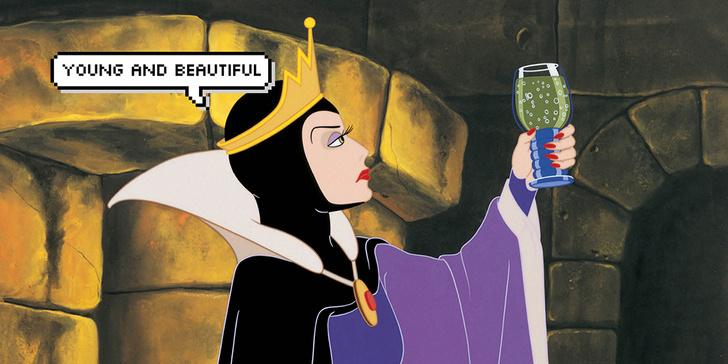 Фото №2 - Модные советы от самых стильных злодеев Disney