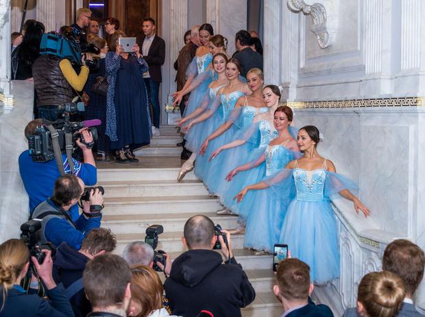 Фото №2 - Театр «Школа современной пьесы» вернулся в историческое здание на Трубной площади