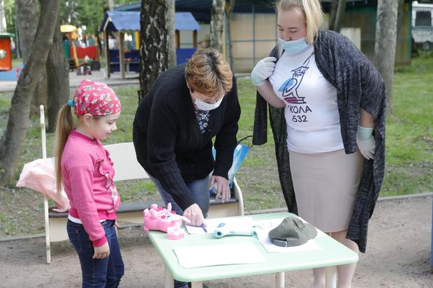 Фото №5 - Столичные детские сады возобновили работу с 23 июня