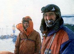 Фото №2 - Парапланы над Арктикой