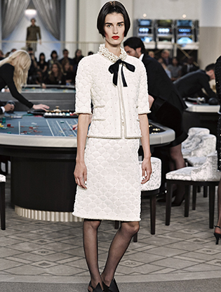 Фото №4 - Неделя Высокой моды в Париже: Chanel FW2015/16
