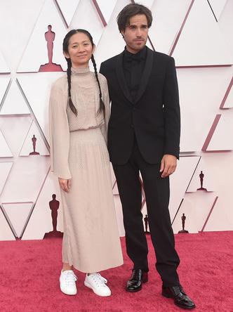 Фото №8 - «Оскар-2021»: самые красивые звездные пары церемонии