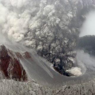 Фото №1 - Извержение в Чили накрыло Аргентину