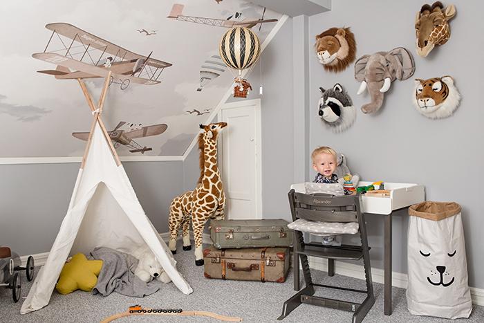 Фото №1 - Как помочь ребенку чувствовать себя в доме комфортнее?