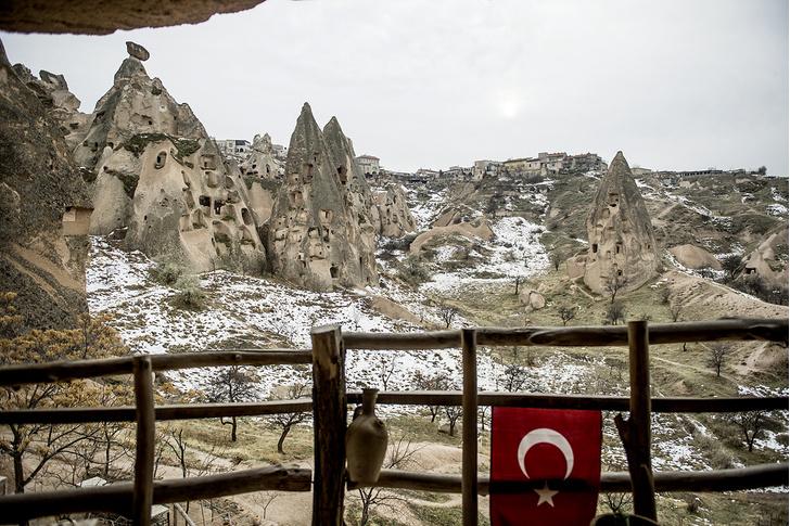 Фото №8 - Местные жители: пещерное сознание