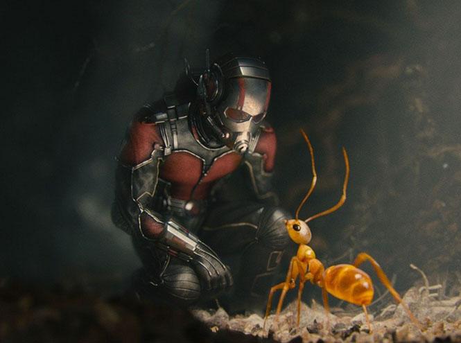 Фото №2 - «Человек-муравей» и еще 6 фильмов о супергероях