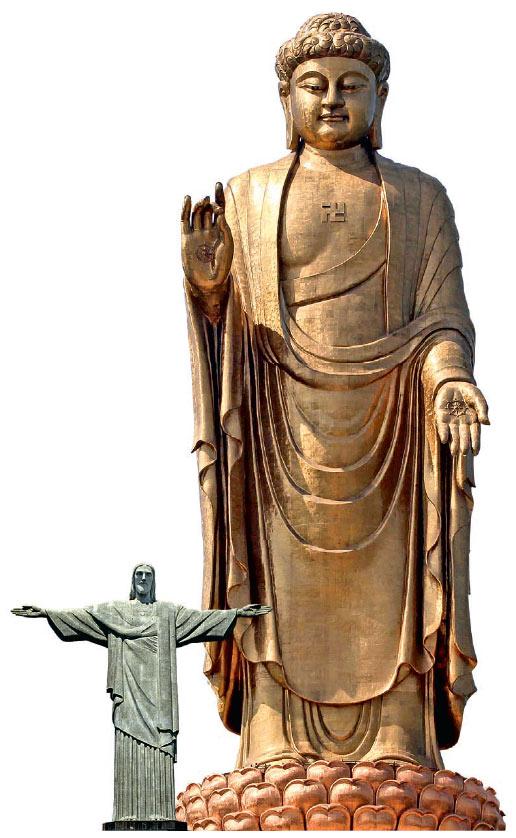 Фото №1 - Какой монумент самый большой в мире?
