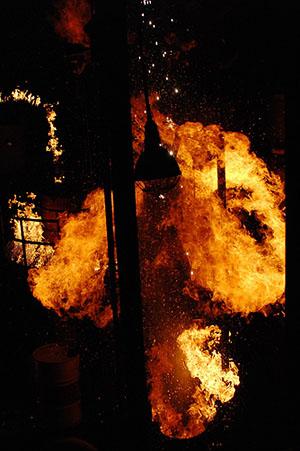Фото №3 - Пожары большого города