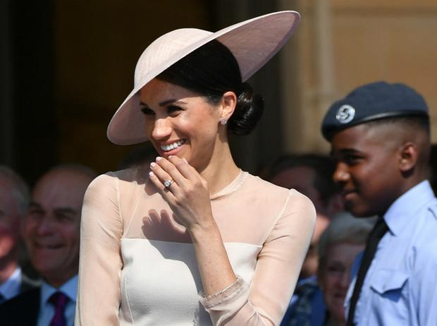 Фото №2 - Вошла в историю: имя герцогини Меган превратилось в термин с особым значением
