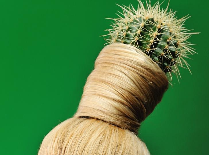 Фото №2 - Советы остеопата: как улучшить состояние волос без ухода и процедур
