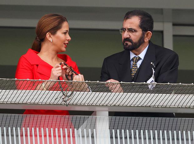 Фото №2 - Принцесса Хайя получила должность в посольстве Иордании