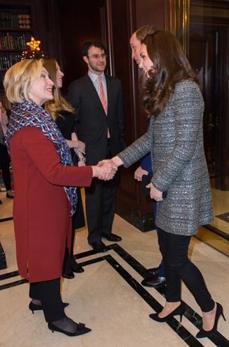 Фото №4 - Стильное дежавю: Герцогиня Кэтрин повторяется в нарядах
