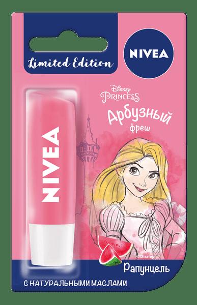 Фото №2 - Nivea выпустила лимитированную коллекцию бальзамов для губ с принцессами Disney