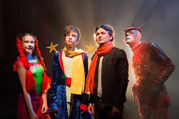 Фото №1 - Цирковое шоу-мюзикл «Маленький принц»