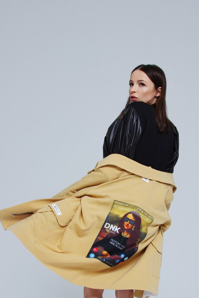 Фото №16 - «Хотелось бы поработать с Водяновой, Gucci, Милохиным»: как дизайнеры DNK прошли путь от хобби к успешному бренду