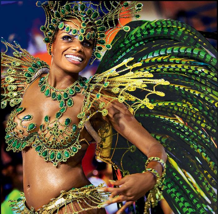 Фото №1 - Бразильский ген веселья