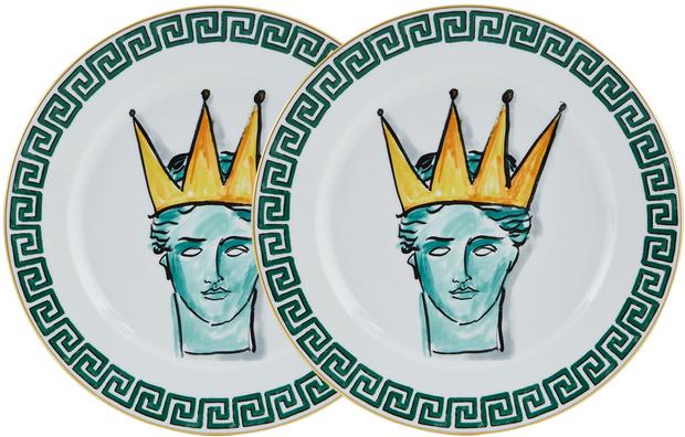 Фото №10 - Лучшие тарелки для летнего застолья