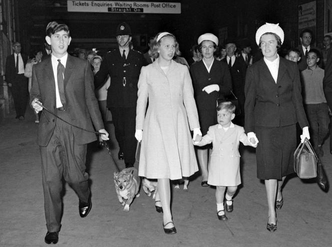 Фото №8 - Няни королевских наследников: почему не стоит недооценивать женщин в тени