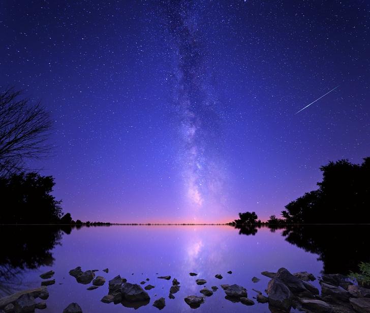 Фото №1 - Начинается самый мощный звездопад в году