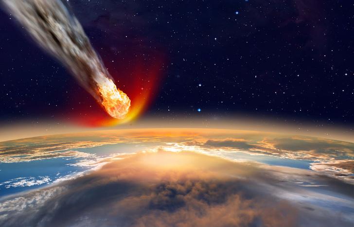Фото №1 - Ученые рассказали, как избежать столкновения с астероидом