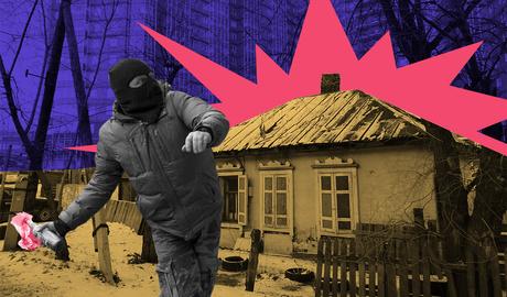 «Частники» против новостроек и коктейль Молотова как инструмент реновации