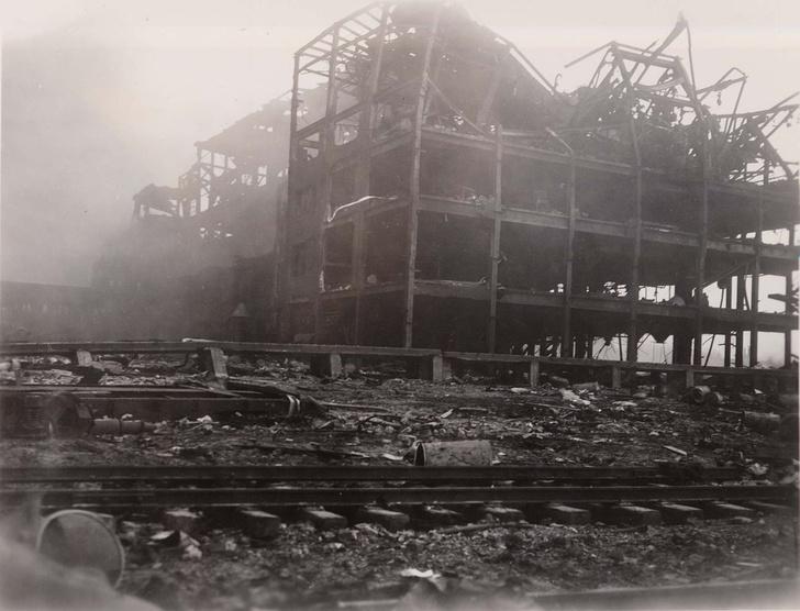 Фото №1 - Не только нитрат аммония: где и отчего еще происходили мощнейшие неядерные взрывы