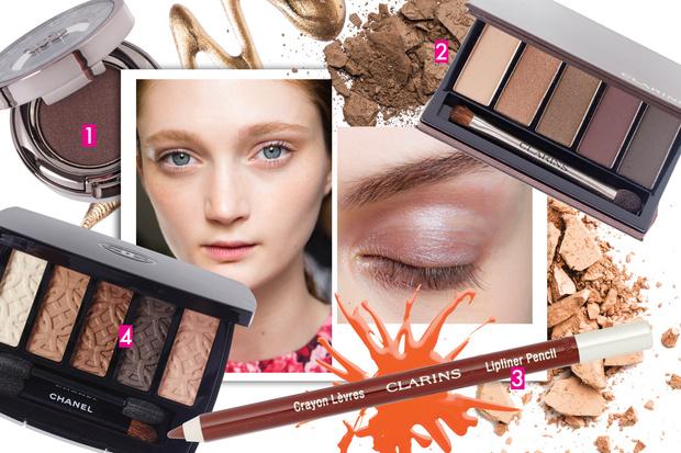 Фото №2 - 6 главных осенних трендов в макияже