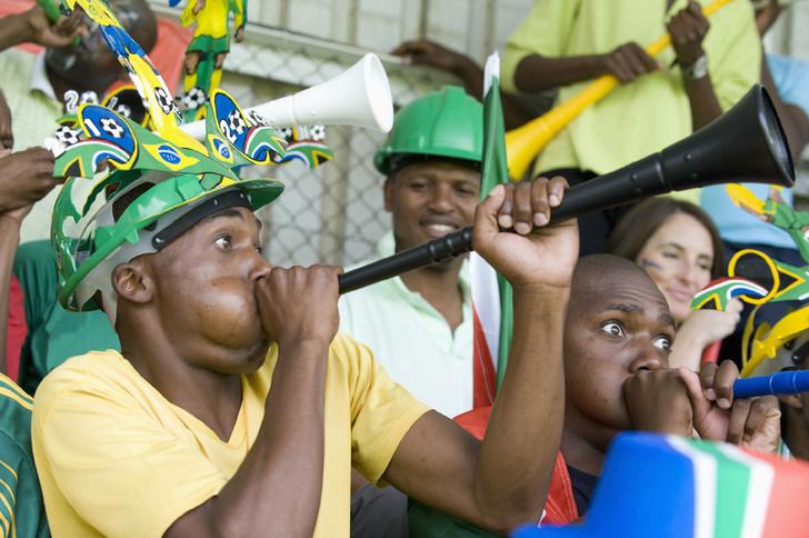 Фото №5 - Футбол по-африкански: как играют и болеют в Нигерии