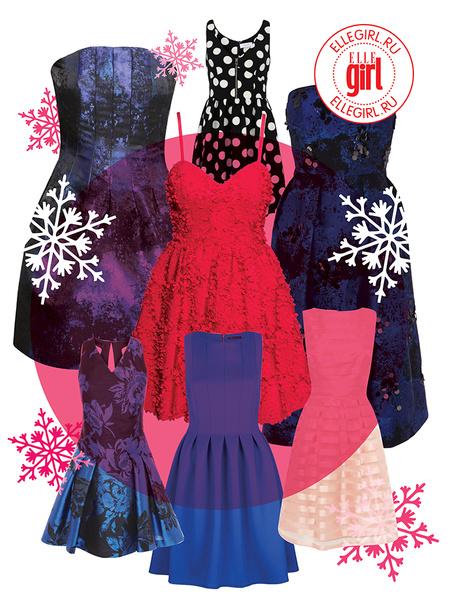 Фото №1 - Как выбрать платье, если у тебя проблемная фигура