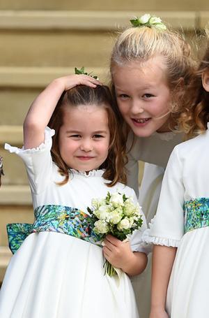 Фото №6 - Кто действительно повеселился на королевской рождественской службе