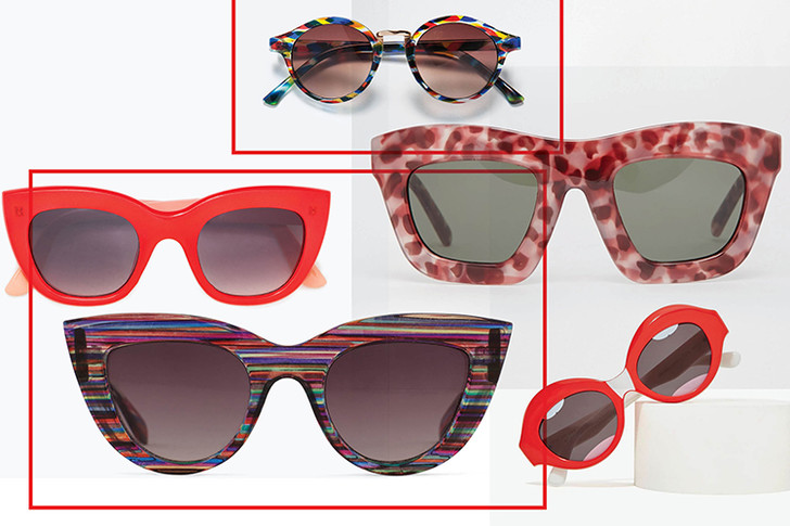 Фото №3 - Топ-30: Солнцезащитные очки