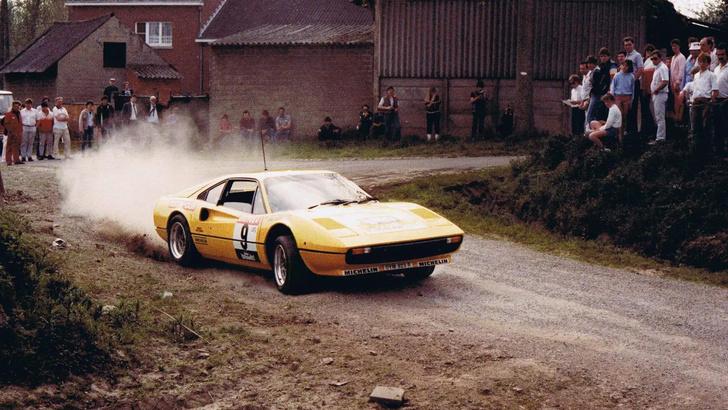 Фото №2 - 10 необычных профессий для Ferrari: скорая помощь, полиция и другие