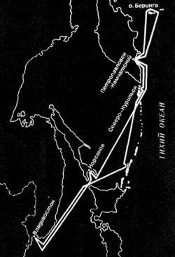 Фото №2 - Пять дней из экспедиции к Берингу