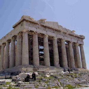 Фото №1 - Акрополь под наблюдением
