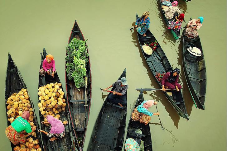 Фото №1 - Один кадр. Индонезия