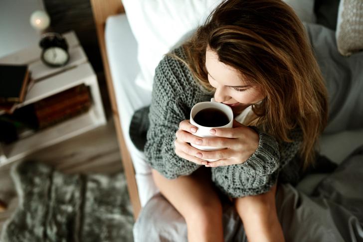 Фото №1 - Пить или не пить: сколько калорий в кофе