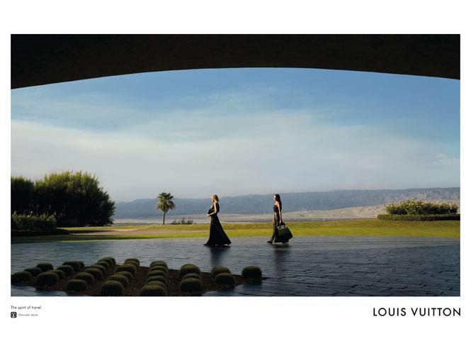 Фото №9 - Дух путешествий: Мишель Уильямс в рекламе Louis Vuitton