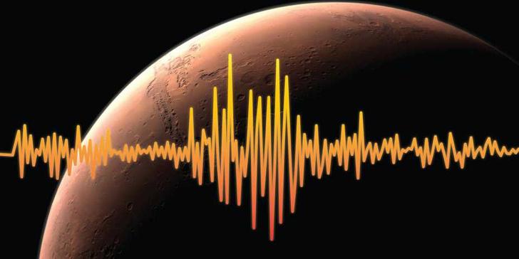 Фото №1 - На Марсе впервые зафиксировали сейсмическую активность