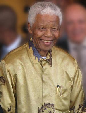 Фото №1 - Ушел из жизни Нельсон Мандела