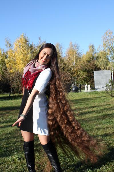 Фото №9 - Как Рапунцель: самые красивые косы Казани