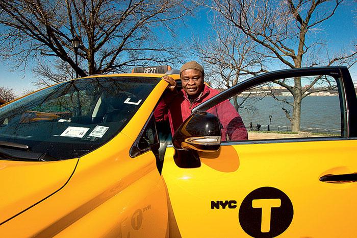 Фото №13 - Работа на миллион: таксист в Нью-Йорке