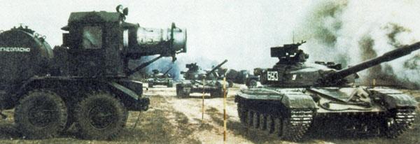 Фото №3 - От Т-34 до Индийского океана
