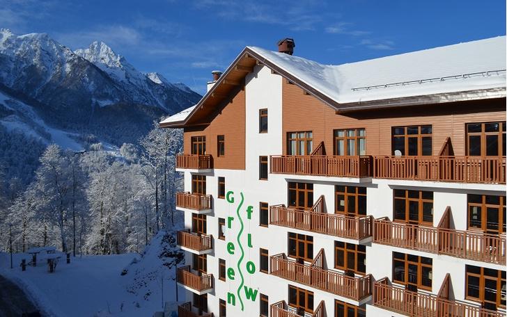 Фото №6 - «Роза Хутор»: чего ждать от популярного горнолыжного курорта