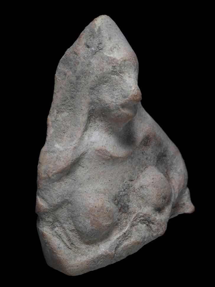 Фото №1 - Туристы сделали археологическое открытие в Израиле