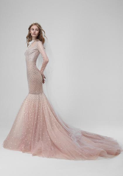 Фото №7 - Новая свадебная коллекция Valentin Yudashkin haute couture