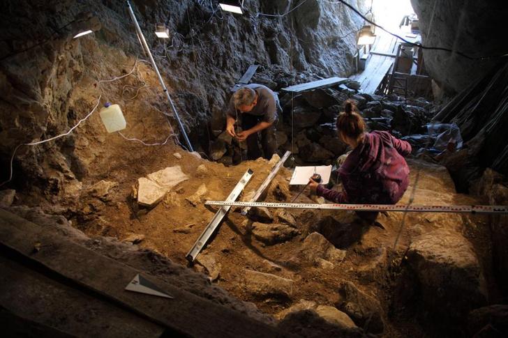 Фото №1 - На Алтае обнаружили череп человека возрастом 50 000 лет