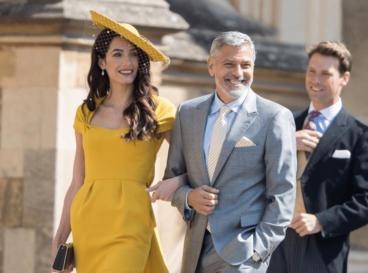 Фото №2 - План Меган: зачем герцогиня пригласила на свою свадьбу голливудских звезд (на самом деле)