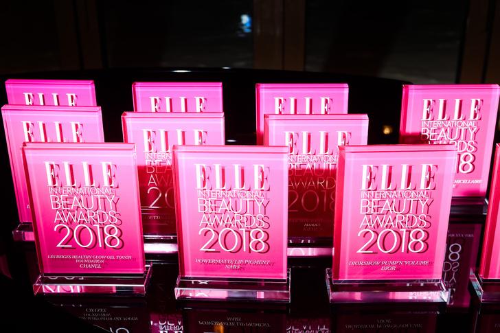 Фото №1 - Elle Beauty International Awards: награды вручены