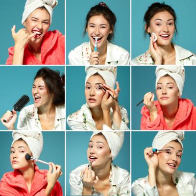 Фото №2 - Бьюти-советы: чтобы макияж держался долго